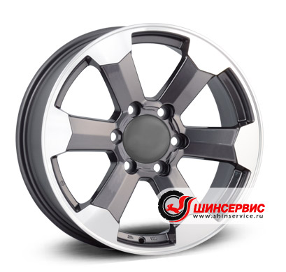 Replica H To69H 18 / 7.5J PCD 6x139.7 ET 25 ЦО 106.1