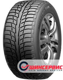 Зимние шины BFGoodrich Winter T/A KSI