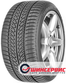 Зимние  шины Goodyear UltraGrip 8 Performance ROF
