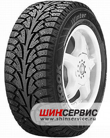 Hankook winter i pike w409 215 60 r17
