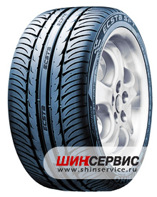 Kumho ECSTA SPT KU31 Colored Smoke B