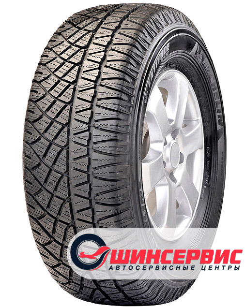Летняя шина Michelin Latitude Cross 235/65 R17 108V