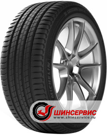 Michelin Latitude Sport 3 Acoustic