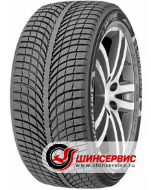 Michelin LATITUDE Alpin A2 295/35 R21 107V