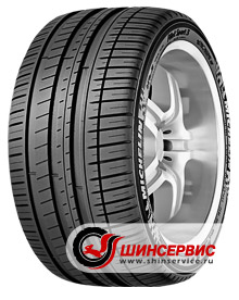 Michelin Pilot Sport 3 ZP Acoustic