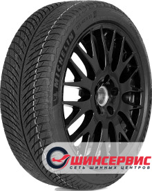 Michelin Pilot Alpin 5